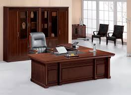 wooden office table. Brilliant Ideas Office Tables Furniture Selecting Wooden Table Designs   Commercial
