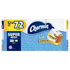charmin bathroom tissue. Charmin 12-Pack Toilet Paper Bathroom Tissue