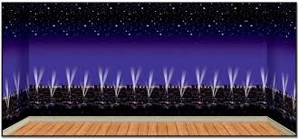 city skyline backdrop add the glamour mystery and style of a city skyline to your party or home