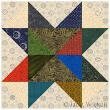 Easy Scrappy Star Quilt Block Pattern &  Adamdwight.com