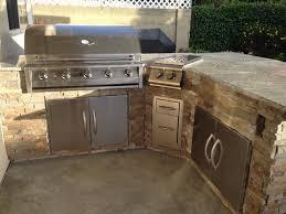 photo of la custom grill islands irwindale ca united states finished island
