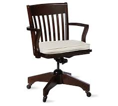 desk arm chair for perfect pottery barn swivel desk chair decor look alikes