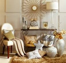 36 Best Gold U0026 Silver Decor Images On Pinterest  Arm Chairs Art Gold And Silver Home Decor