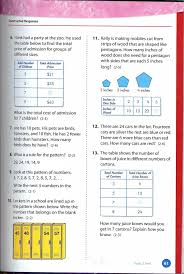 Grade Envision Math Grade 4 Topic 2 Test Page 2 Awesome Collection ...