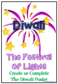 Diwali Festival Events Poster Diwali Festival Diwali