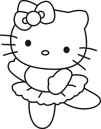 You might also be interested in coloring pages from hello kitty category. Nice Hello Kitty Ballerina Coloring Pages Coloring Pages Hellokitty Coloring Pages Hello Kitty Drawing Hello Kitty Colouring Pages Hello Kitty Coloring