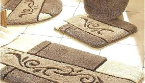 costco bath rugs pieces luxury large black sets round set bath rug chevron gray white rubber costco towels and bath rugs