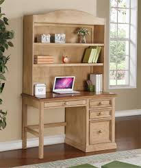 Quails Run Wheat Desk and Hutch by Winners ly