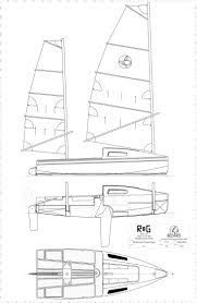 best images about boat drawings sailboat plans 15 rog micro cruiser bedard yacht design