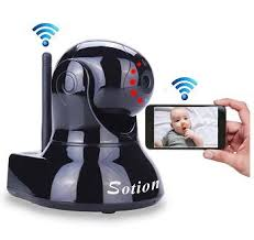 Top 5 Best iPhone Baby Monitors 2018 & 2019 - WiFi Baby Camera