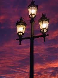 Image result for lamps at night