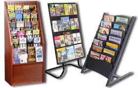 Library Book Display Stands Book Stands Book Holders for Bookstore Library Use 2