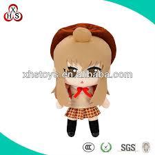 Plush Pattern Custom Super Soft Fabric Stuffed Anime Plush Doll Pattern Buy Anime Plush