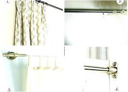 double shower curtain rod double shower curtain rod double shower curtains a corner double shower curtain rod sloped ceiling shower double shower curtain