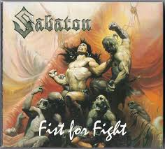 Sabaton fist of fight buy