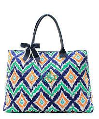 Large Quilted Tote Bag - Ikat | Monogram & Large Quilted Tote Bag - Ikat | Monogram. Zoom · Click to Enlarge Adamdwight.com