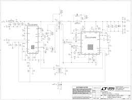 Solutions dc2015a lt8310efelt8311efe isolated demo board schematic electronic circuit design software integrated circuit invention