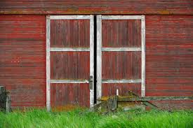 awesome red and white barn doors with red barn doors ana white barn door plan the