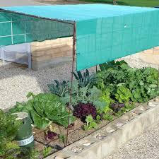 garden shade cloth. Delighful Shade Garden Shade Cloth Over Plants Gardening Tips For V