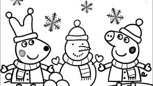 Peppa Pig Colouring Pages Printable Free Online Online Colouring Pages