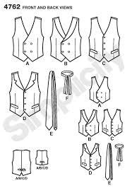 Boys Vest Pattern Amazing Decorating Ideas