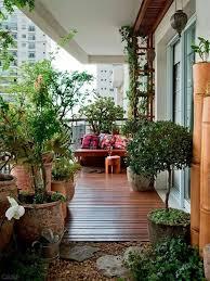 balcony garden. Large Balcony Garden A
