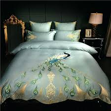 bed sets for queen embroidery luxury bedding set queen king size duvet cover bed sheet set