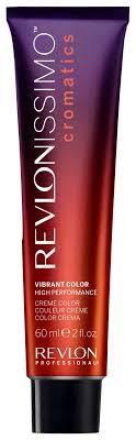 <b>Крем</b>-<b>краска для волос Revlonissimo</b> Cromatics Vibrant Color 60мл ...