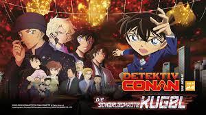 Detektiv Conan – The Movie (24): Die scharlachrote Kugel (Kino-Trailer) -  YouTube