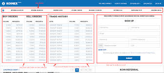 Koinex Review New Indian Exchange For Multi