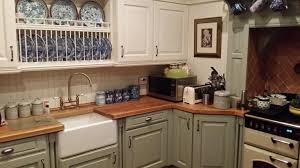 painting kitchen cupboards