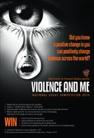 pressenza respecting personal and cultural diversity national  in 2015 it launched an essay competition on the theme violence and me highlights can be found at violenceandme org