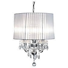 lighting canada chandelier modern ceiling pendant light shade lamp chrome glass s