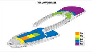 Mahaffey Seating Chart St Petersburg Duke Energy Center For The Arts Mahaffey