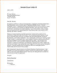 Gallery Of Cover Letter Sample For Teachers Resume Downloads