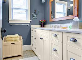 Period Bathroom Accessories Bathroom In Shady Blue Bathrooms Rooms By Color Color Glidden