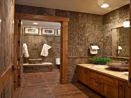 simple rustic bathroom designs. Bathroom: Mesmerizing Best 25 Rustic Bathroom Decor Ideas On Pinterest Half Of Decorating From Simple Designs