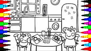 Small Picture PEPPA PIG Coloring Book Pages Kids Fun Art Activities Videos for