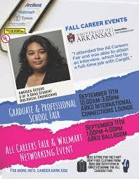 All Careers Fair Walmart Networking Event University