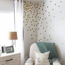 polka dot vinyl wall stripe decals polka dot wall decals