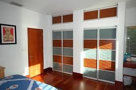 fetching design mirrored sliding closet. Wood Fetching Design Mirrored Sliding Closet