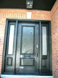 front door with side panel replacement front doors with side panels door side panel front doors