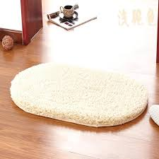 foam bath rugs c fleece bath mats floor protection mat oval bedroom kitchen carpet toilet bathroom