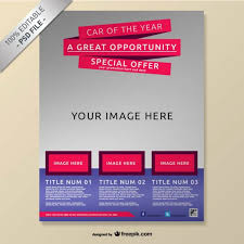 Free Flyer Layout Elegant Company Flyer Psd File Free Download