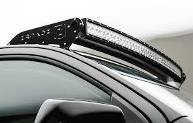 Dodge Ram Led Light Bar Roof Mount Zroadz Roof Mount Led Light Bar Kit
