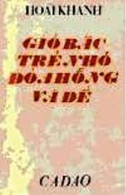 Image result for tập thơ dâng rừng của hoài khanh