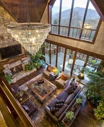 Modern Rustic Mountain Resort By ACM Design Architects ...