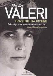 Franca Valeri (attrice) Roma 25.11. 2007. Intervista di Gianfranco Gramola. La mitica signora snob - Franca_Valeri__libro_