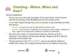chanting nam myoho renge kyo why it works the meaning of nam myo ho renge kyo and buddhist practice
