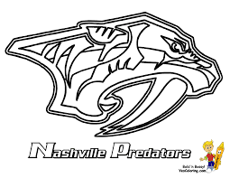 Small Picture NHL Hockey Coloring Page Coloring Home